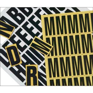 Magnetic Letter Set - 43mm (White)