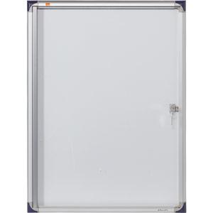 Nobo Extra Flat Magnetic Glazed Case - 4xA4