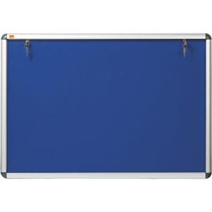 Nobo Internal Display Case (Blue Felt) - A1