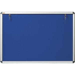 Nobo Internal Display Case (Blue Felt) - A0