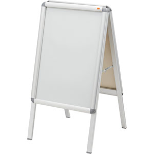 Nobo A-Board Snap Frame Poster Display - A2