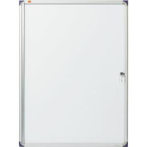 Nobo Extra Flat Magnetic Glazed Case - 9xA4