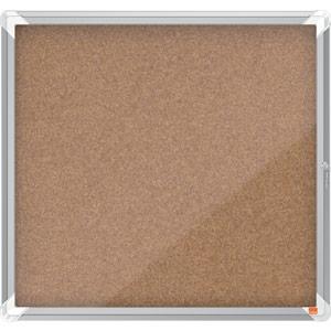 Nobo Internal Glazed Case  (Cork) - 6xA4