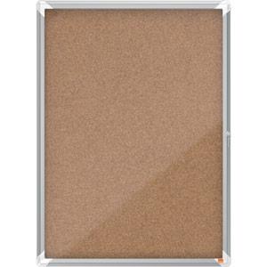 Nobo Internal Glazed Case (Cork) - 9xA4