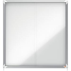Nobo Sliding Door Internal Glazed Case (Magnetic) - 12xA4
