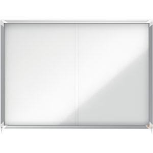 Nobo Sliding Door Internal Glazed Case (Magnetic) - 18xA4