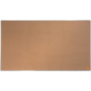 Nobo Impression Pro Widescreen Cork Notice Board - 710x400mm