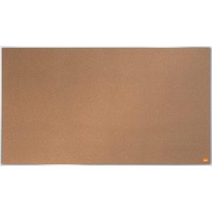 Nobo Impression Pro Widescreen Cork Notice Board - 890x500mm