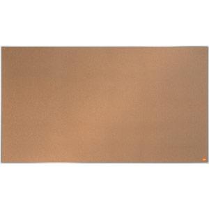 Nobo Impression Pro Widescreen Cork Notice Board - 1220x690mm