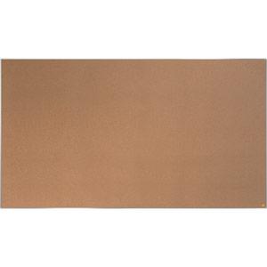 Nobo Impression Pro Widescreen Cork Notice Board - 1880x1060mm