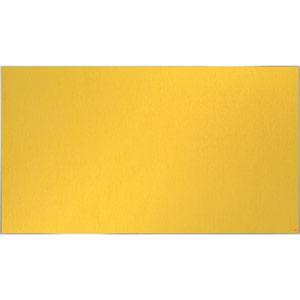 Nobo Impression Pro Widescreen Yellow Felt Notice Board - 1880x1060mm
