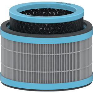 Allergy and Flu Anti-viral 3-in-1 HEPA Filter Drum for Leitz TruSens Z-1000 Small Air Purifier