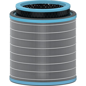 Allergy and Flu Anti-viral 3-in-1 HEPA Filter Drum for Leitz TruSens Z-3000 / Z-3500 Large Air Purifier