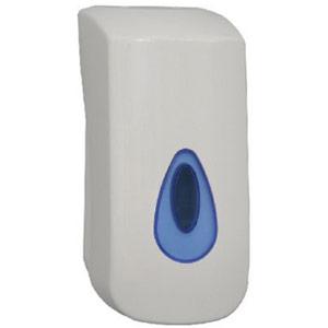 White Bulk Fill Hand Soap Dispenser