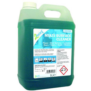 2Work Multi Surface Cleaner Concentrate - 5 Litre