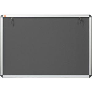 Nobo Internal Display Case (Grey Felt) - A1