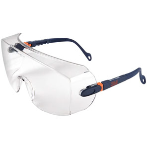 3M Classic Line Safety Over Spectacles 2800 CLO