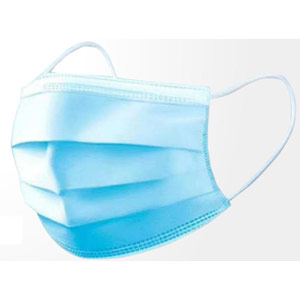 Type IIR 3-Ply Surgical Splash Resistant Disposable Face Masks