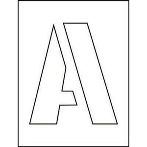 150mm Letters Stencil Kits (A-Z)