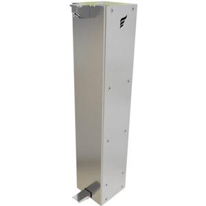 Astreea XXL Pedal Operated Sanitiser Dispenser - 5 Litre Capacity - Chrome