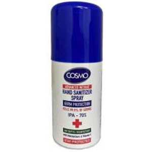 75ml Hand & Surface Sanitiser Spray - Kills 99.9% Bacteria