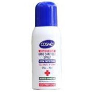 100ml hand & surface sanitiser spray - kills 99.9% bacteria