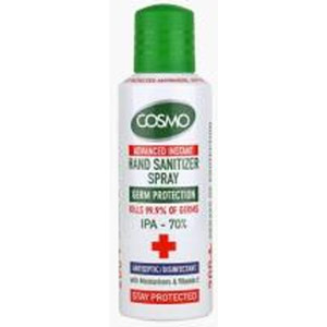 200ml hand & surface sanitiser spray - kills 99.9% bacteria