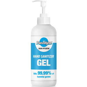 Panodyne Industrial Sanitiser Gel - 70% Alcohol - 1 Litre