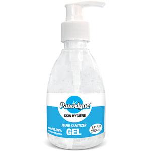 Panodyne Hand Sanitiser Gel - 70% Alcohol - 250ml