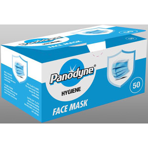Panodyne 3 Ply Face Mask
