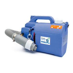 SHIELDme Electric Disinfection Fogger -5 Litre Capacity - supplied with 2 x 5Ltr SHIELDme Sanitisers