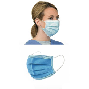 3-Ply Surgical Mask (Pack of 50)