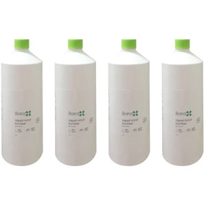 Ilona 80% Alcohol Gel Hand Sanitiser 1L Refill (Pack of 4)
