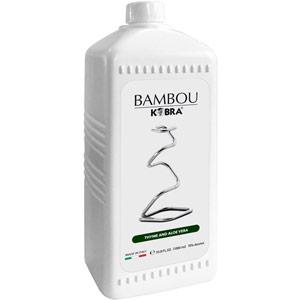 kobra bambou hand sanitising gel - 15 x 1 litre bottles