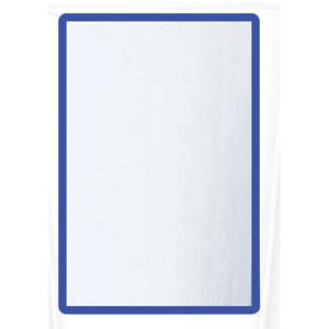 Magnetic A3 4 Docs Frame - Blue