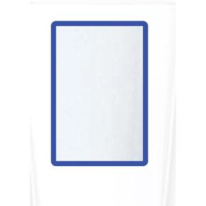 Magnetic A4 4 Docs Frame - Blue