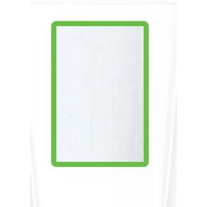 Magnetic A4 4 Docs Frame - Green