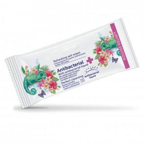OrcaGel Antibacterial Wipes (Pack of 15 wipes)