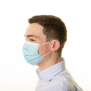orcagel type iir disposable surgical mask