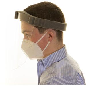 OrcaGel Full Face Visor (RS one)