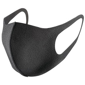 OrcaGel Reusable Washable Face Masks - Black