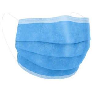 OrcaGel Type 2R Disposable Face Masks - Pack of 50 masks