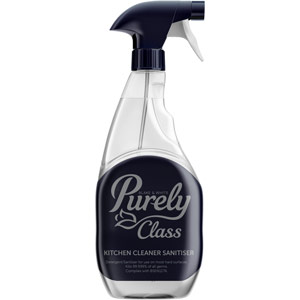 Purely Class Kitchen Cleaner Sanitiser 750ml Trigger