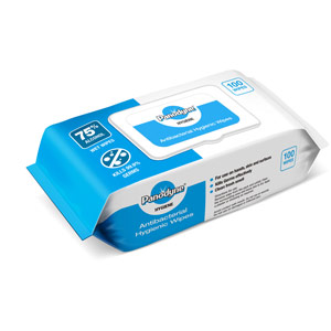 Panodyne Wet Wipes - 75% Alcohol (100 sheets)