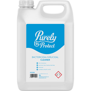 Purely Protect Bactericidal/Virucidal Cleaner 5L Concentrate