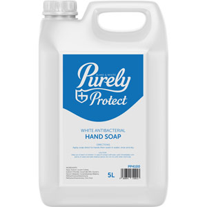 Purely Protect Antibacterial Hand Soap 5L