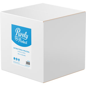 Purely Protect Virucidal Multisurface Wipes Refill Pack (4 x 1000 wipes)