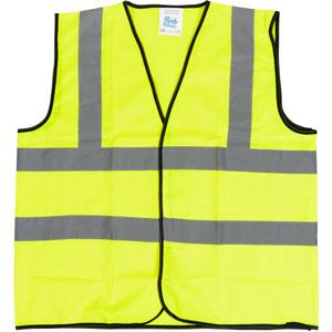 Purely Protect Hi Vis Vest Size Medium