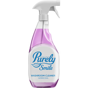 Purely Smile Washroom Cleaner Germicidal 750ml Trigger