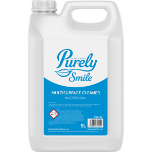 Purely Smile Antibacterial Multi Surface Cleaner - 5L